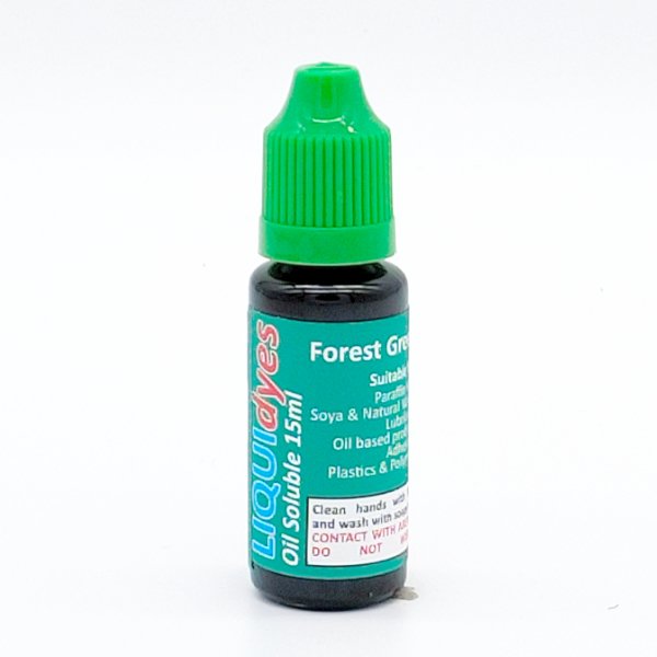 Forest Green - LIQUIDyes Candle Dye