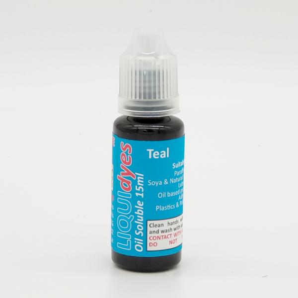 Teal - LIQUIDyes Candle Dye