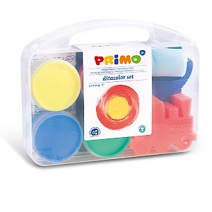 Finger paint 4 colour gift set