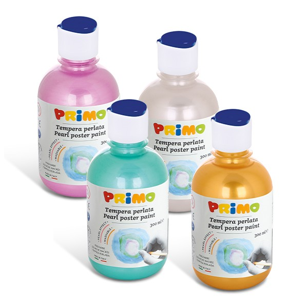 Ready-mix pearl poster paint 300ml