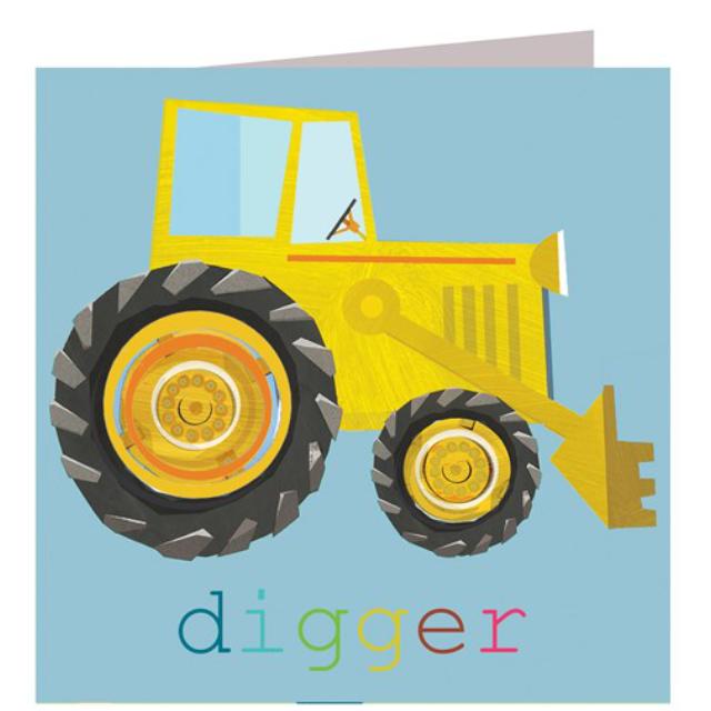 Digger Card