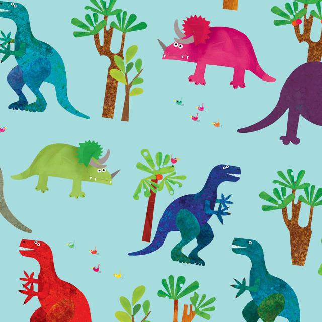 Dinosaur Wrap