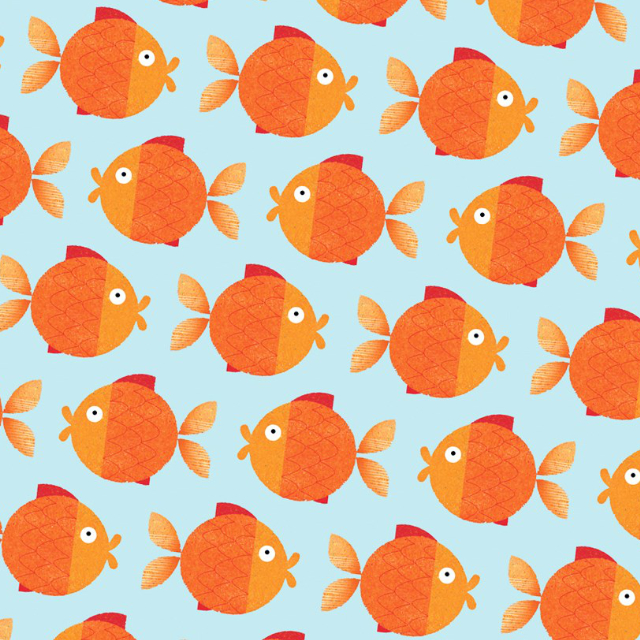 Goldfish Wrap