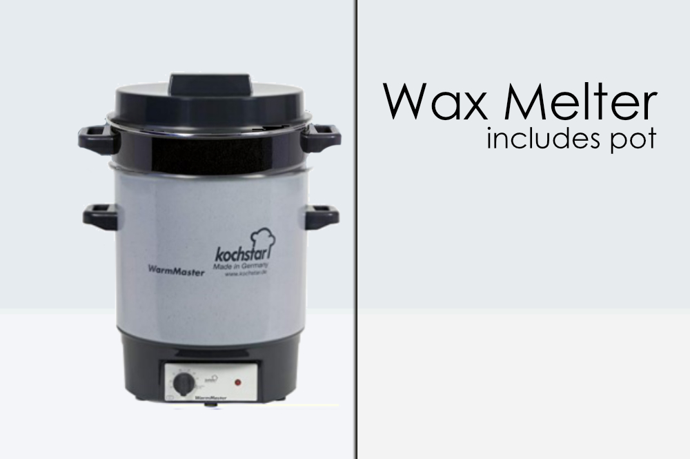 Wax Melter with insert