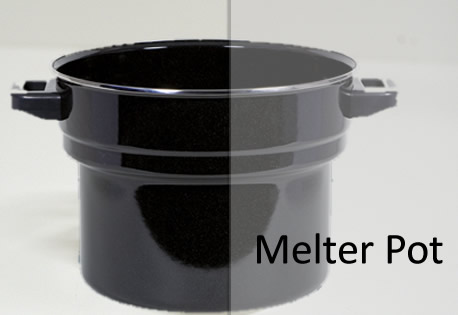 Wax Melter Pot