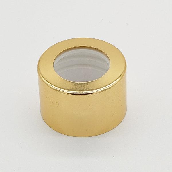 Plain Gold Diffuser Cap