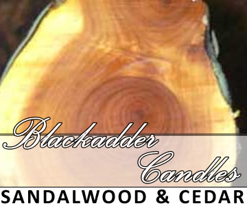 Sandalwood and Cedarwood