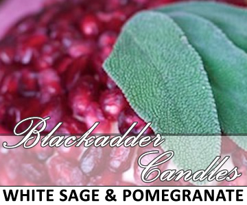 White Sage & Pomegranate