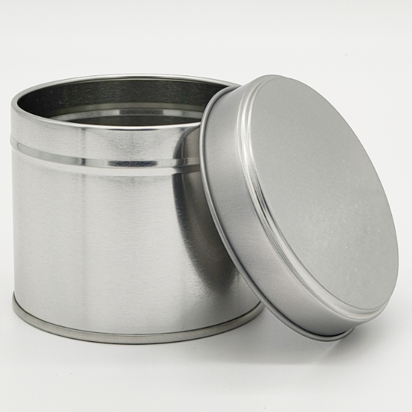 Large Welded Tin - Silver