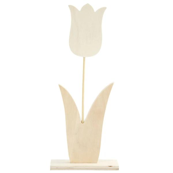 Wooden Tulip