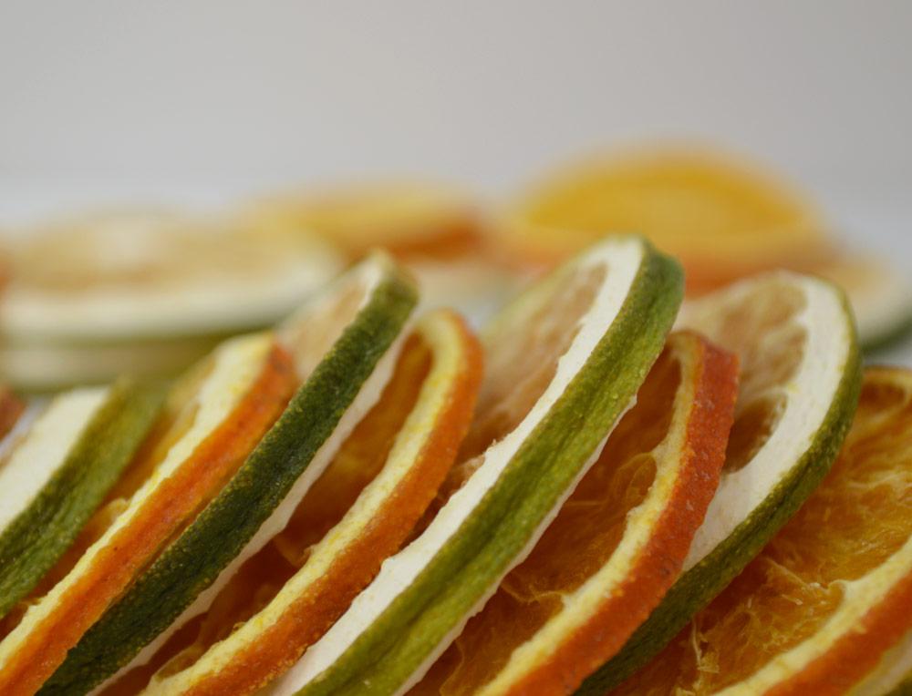 Mixed Orange Slices