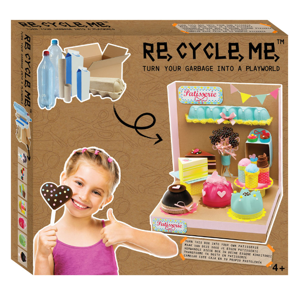 RecycleMe Playworld: Patisserie