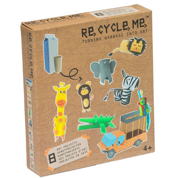 ReCycleMe Medium: Jungle
