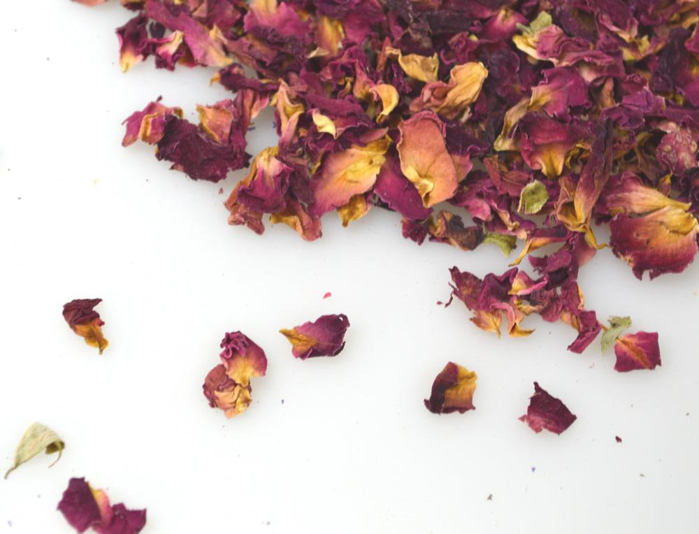Confetti Grade A Rose Petals